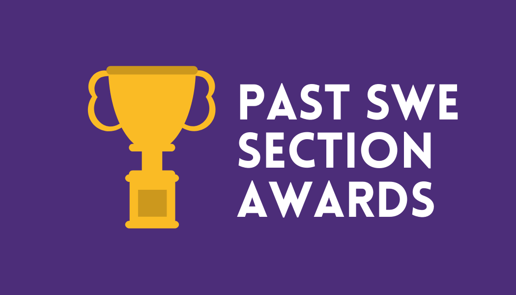 Past SWE Section Awards